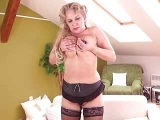 dirty milena gets undressed