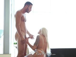 puremature - lucky dude fucks nina elle huge tits