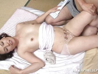 nothing's sweeter than a mature asian pussy