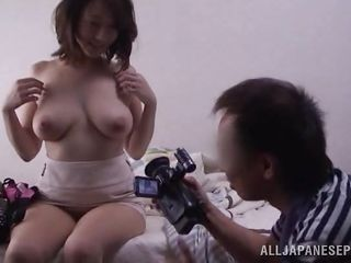 pervert records a japanese milf