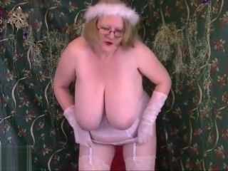 naughty Christmas Fairy