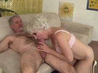 Fat Cock For Grandma