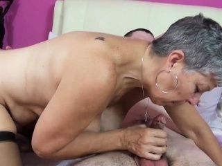AgedLovE Hot Savana Got Hardcore Mature Fuck