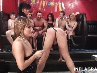 swinger paradise and female domination
